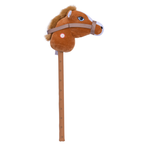 Pitter Patter Pets Giddy Up Hobby Horse - Brown