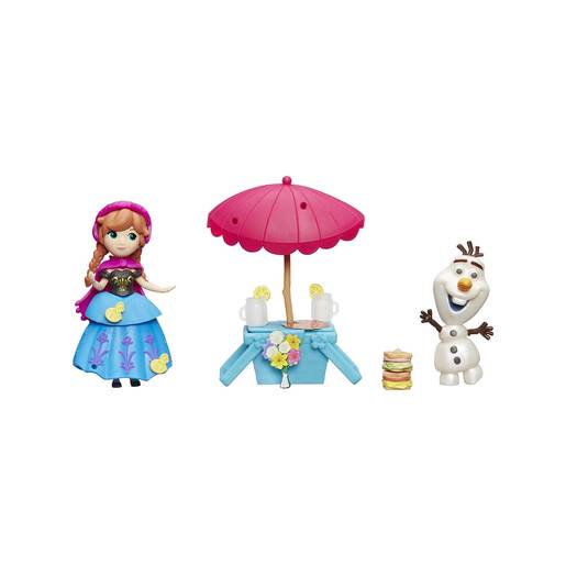 Disney Frozen Little Kingdom Summer Picnic Playset