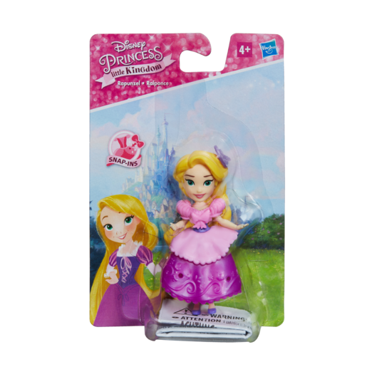 Disney Princess Little Kingdom Doll - Rapunzel