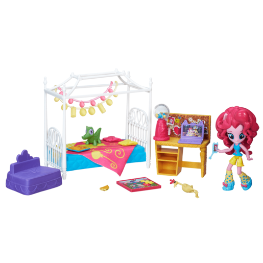 My Little Pony Equestria Girls Minis - Pinkie Pie Bedroom Set