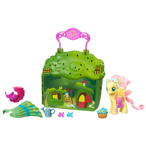 My Little Pony Friendship is Magic Playset - Fluttershy Cottage