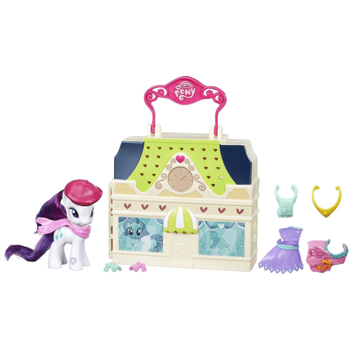 My Little Pony Friendship is Magic - Rarity Dress Shop Playset