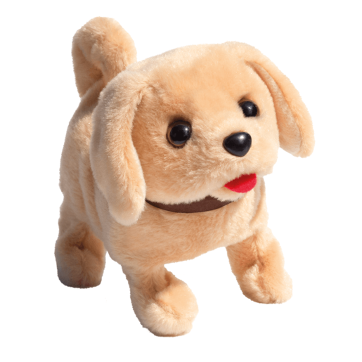Pitter Patter Pets Playful Puppy Pal- Cream