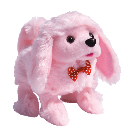 Pitter Patter Pets Playful Puppy Pal - Pink