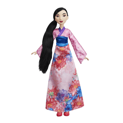 Disney Princess 27cm Mulan Fashion Doll - Pink Dress