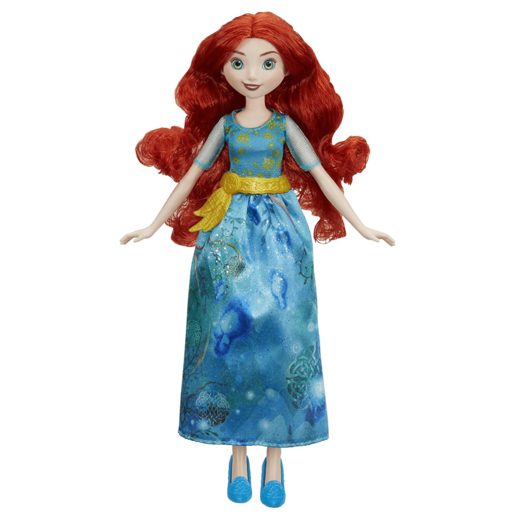 Disney Princess - Royal Shimmer Merida 27cm Doll