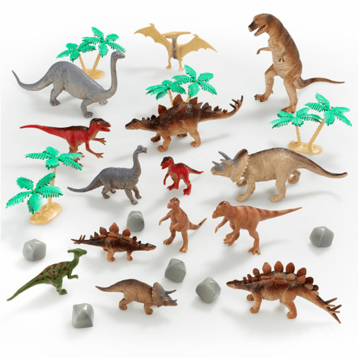 Awesome Animals Discover Dinosaurs Jumbo Tub