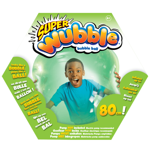Wubble Bubble - Green