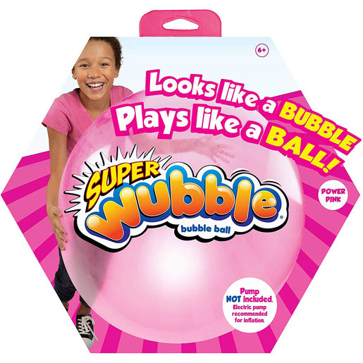 Wubble Bubble - Pink