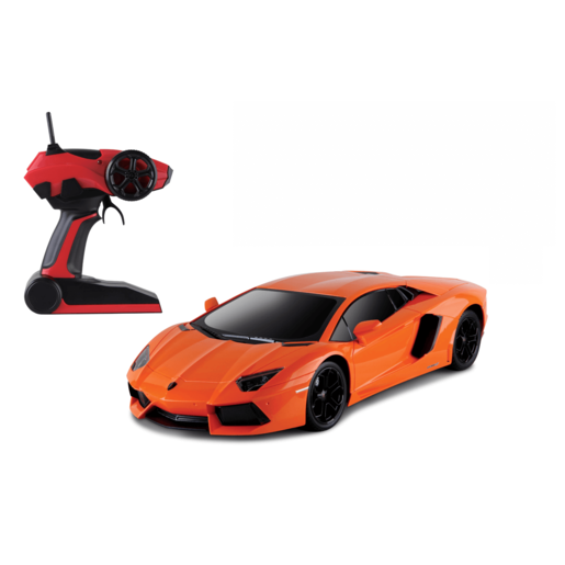Lamborghini Aventador 1:10 Remote Control Car - Orange from TheToyShop