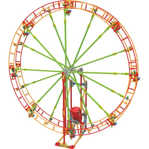KNEX Revolution Ferris Wheel Building Set