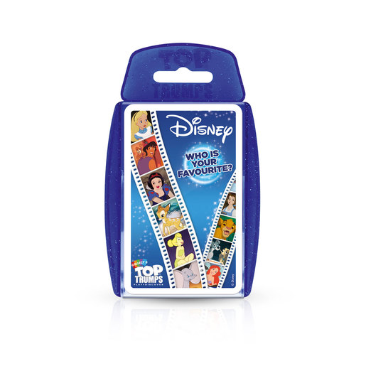 Disney Classics Top Trumps Card Game