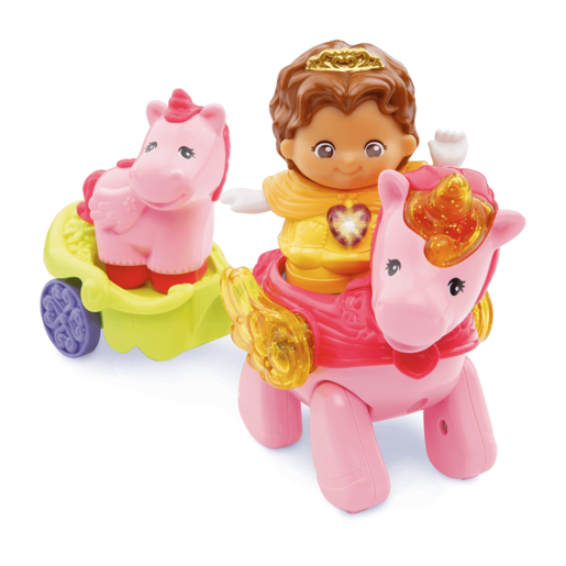 VTech Toot-Toot Friends Princess Addie Figure with Unicorn