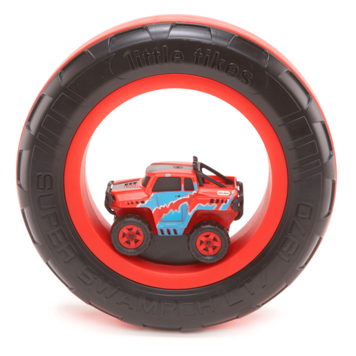 Little Tikes Tyre Racer Vehicle - Monster Truck
