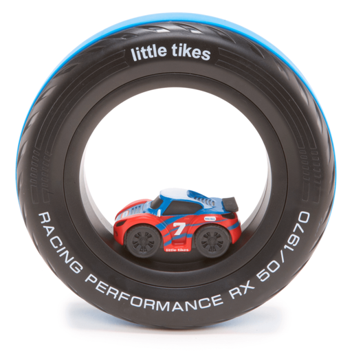 Little Tikes Tyre Racer Vehicle - Race Car