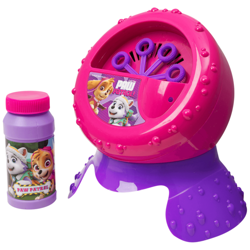 Paw Patrol Bubble Blower - Pink