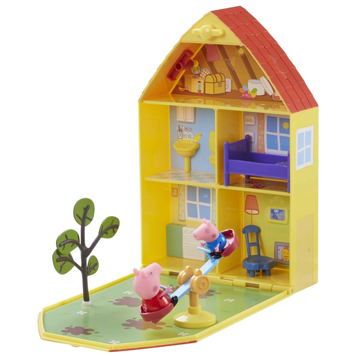 Peppa Pig Home & Garden Playset
