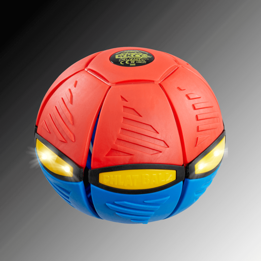 Phlat Ball Flash -Blue and Red