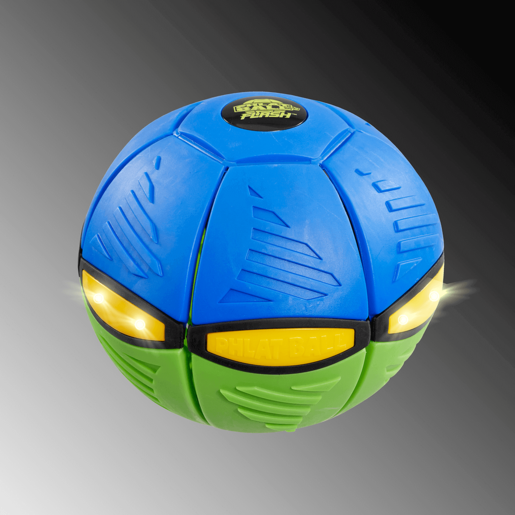 Phlat Ball Flash -Blue and Green