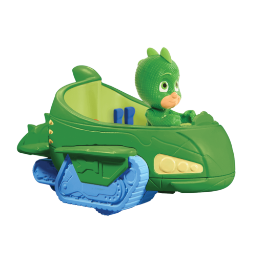 PJ Masks Vehicle and Figure - Gekko-Mobile