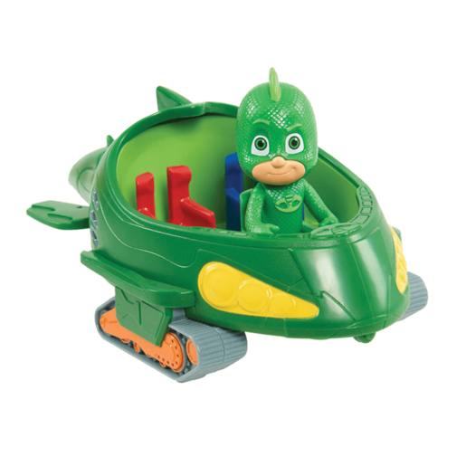 PJ Masks Gekko-Mobile Vehicle with Figure
