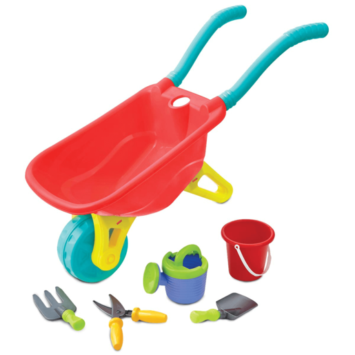 Busy Me Wheelbarrow & Gardening Set