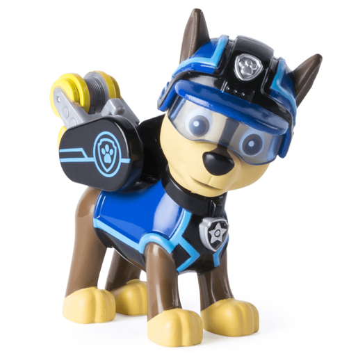 Paw Patrol Mission Paw Figure - Chase