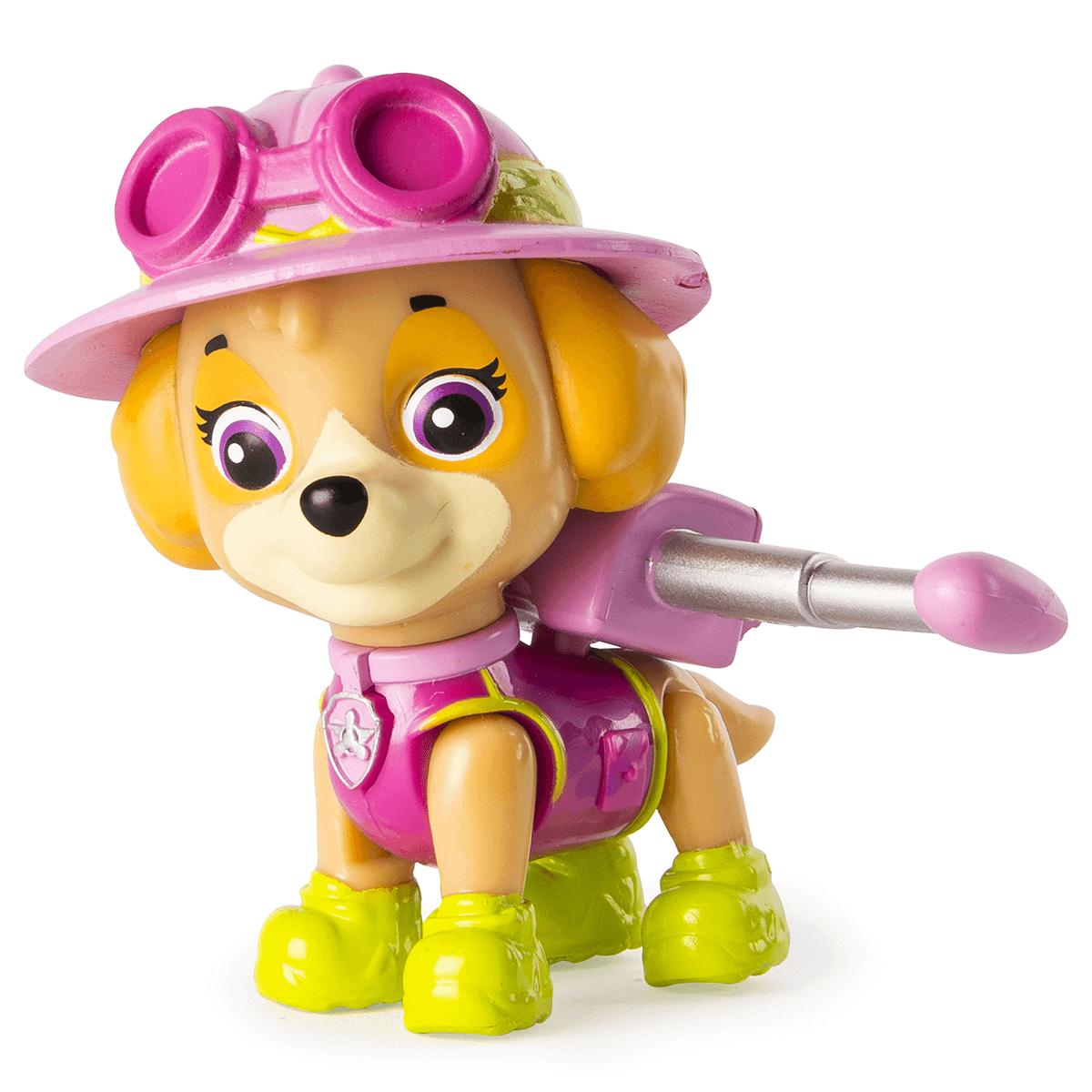 Paw Patrol Jungle Rescue Figure - Skye