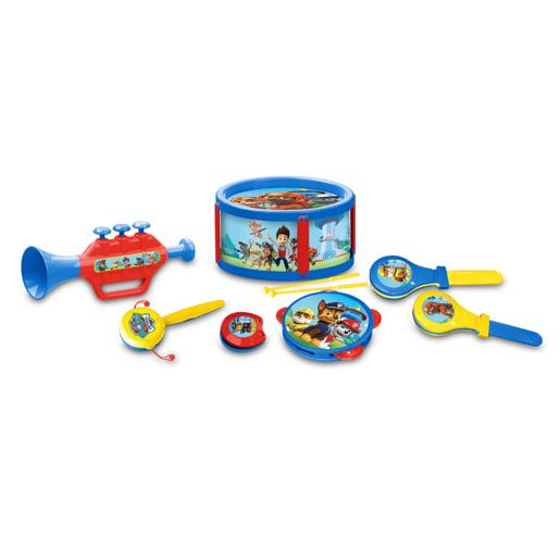 Kids Childrens Paw Patrol Musical Play Instrument Set NEW