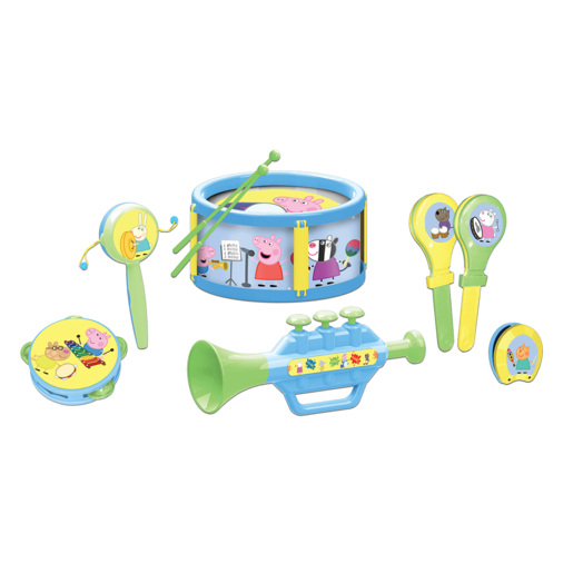 Peppa Pig Musical Big Band Set