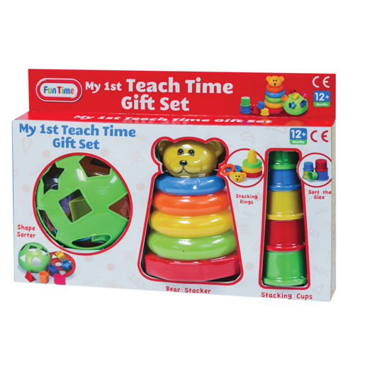 My First Teach Time Gift Set from TheToyShop