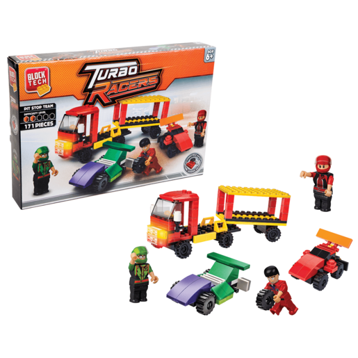 Block Tech - Turbo Racers