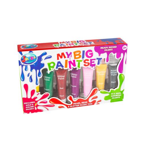 My Big Paintset - 14 Assorted Paints from TheToyShop