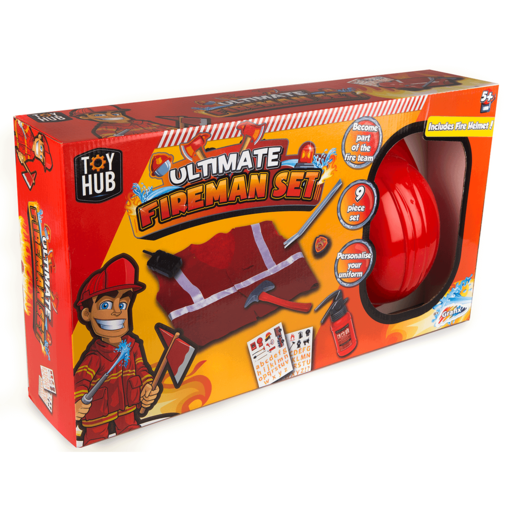Ultimate Fireman Set