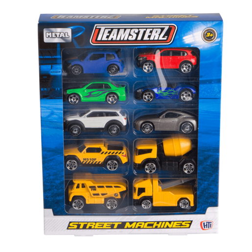 Teamsterz Street Machines Vehicles