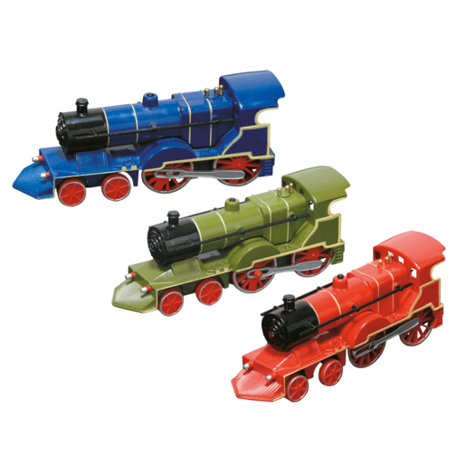 Teamsterz Locomotive (Styles Vary - One Supplied)