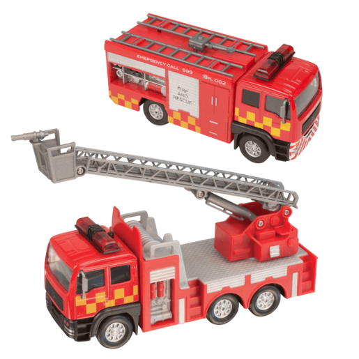 Teamsterz Fire Engine (Styles Vary)