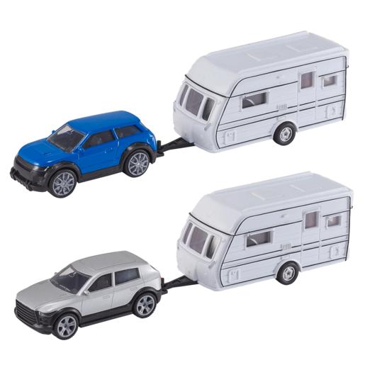 Teamsterz Car & Caravan (Styles Vary)