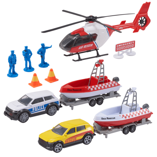 Teamsterz Air Sea Rescue (Styles Vary)