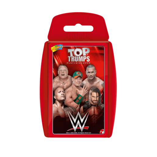 Top Trumps - WWE
