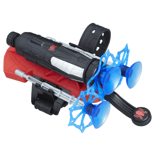 Marvel Spider-Man: Homecoming Blaster Gear - Dart Blaster