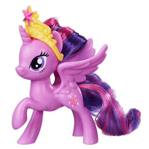 My Little Pony Figure - Princess Twilight Sparkle