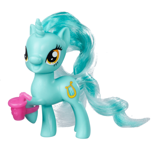 My Little Pony Figure - Lyra Heartstrings