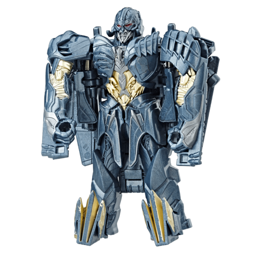 Transformers: The Last Knight 1-Step Turbo Changer Figure - Megatron