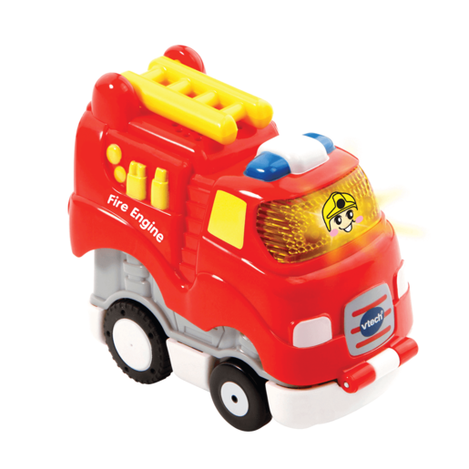 VTech Toot Toot Drivers Press n Go Fire Engine