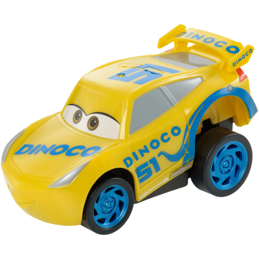 Disney Cars 3 Revvin'  Vehicle - Dinoco Cruz Ramirez
