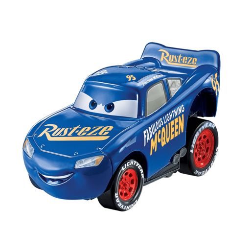 Disney Pixar Cars 3 Revvin' Action Vehicle - Fabulous Lightning McQueen