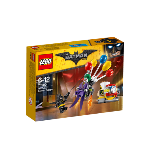 LEGO Batman Movie The Joker Balloon Escape - 70900