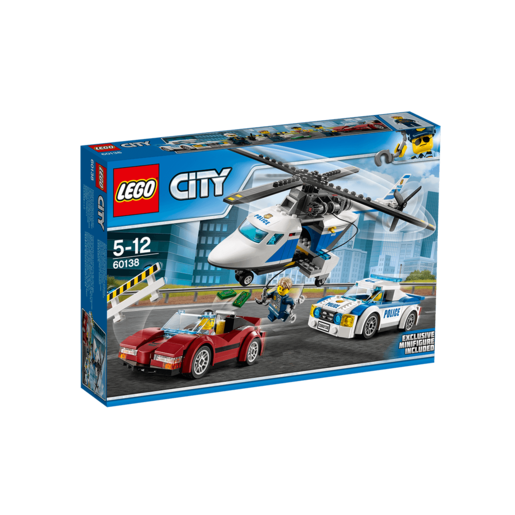 LEGO City High-speed Chase - 60138