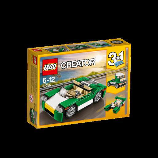 LEGO Creator Green Cruiser - 31056